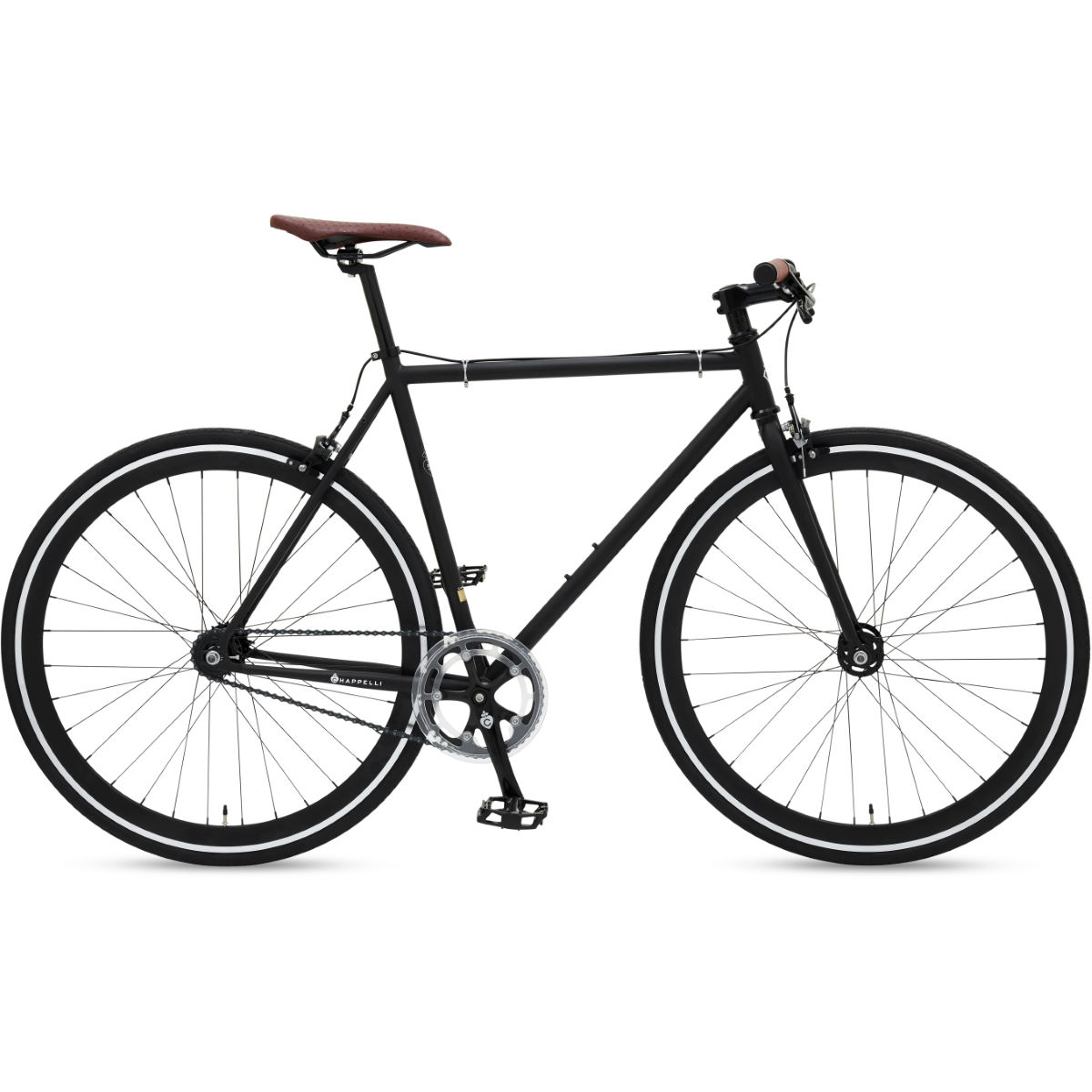Chappelli Modern Single Speed Bike (2017) - Bicicletas fixie