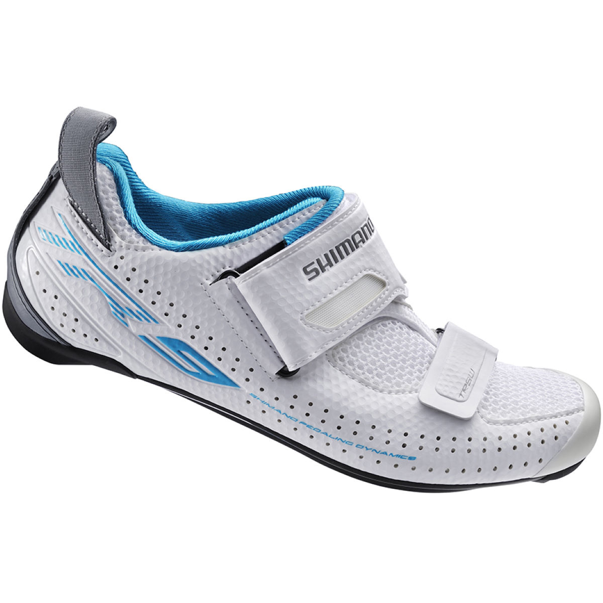 Shimano Women's TR9 SPD-SL Triathlon Shoes - Zapatillas de triatlón