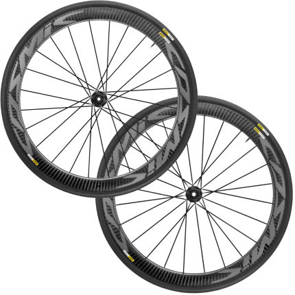 Mavic Cosmic Pro Carbon Road Disc Wheelset (UST)