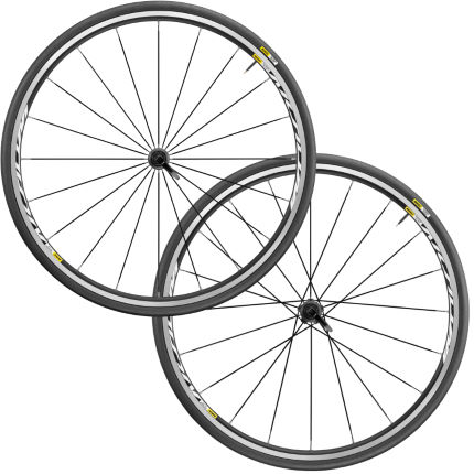 Mavic Aksium Elite Road Wheelset