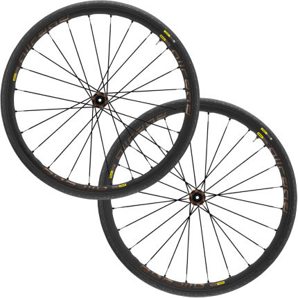 Mavic AllRoad Elite Road Disc Wheelset
