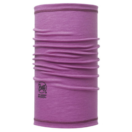 Cache-cou Buff 3/4 (laine, Raspberry Rose)