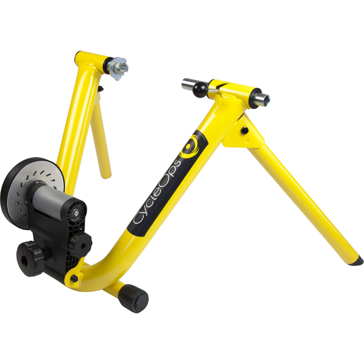 Home Trainer CycleOps Basic Mag - Taille unique Jaune