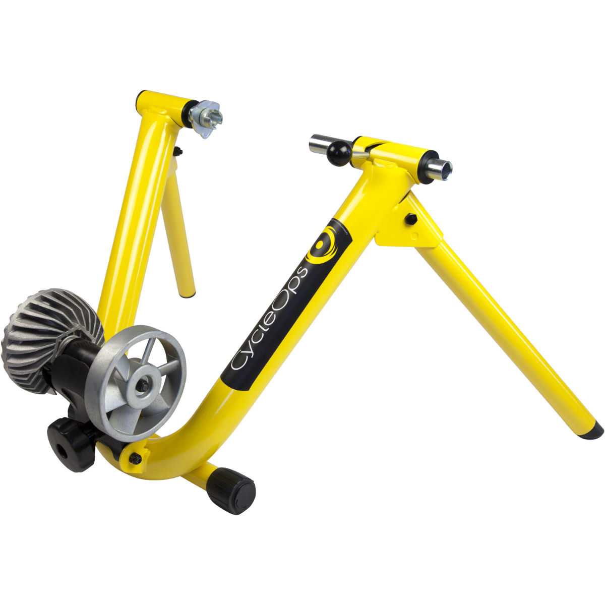 Home Trainer CycleOps Basic Fluid - Taille unique Jaune