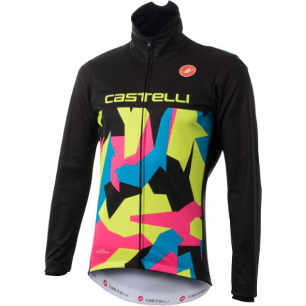 Castelli Exclusive Urban Camo Mortirolo Jacket