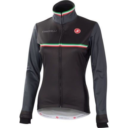Castelli Exclusive Monza Windstopper Jacka - Dam