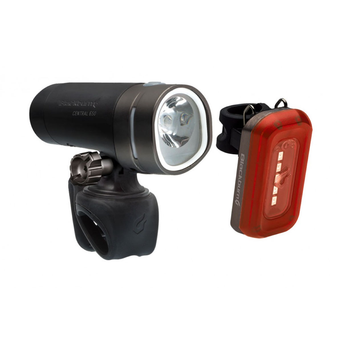 Blackburn Central 650 Front / 50 Rear Light set - Juegos de luces