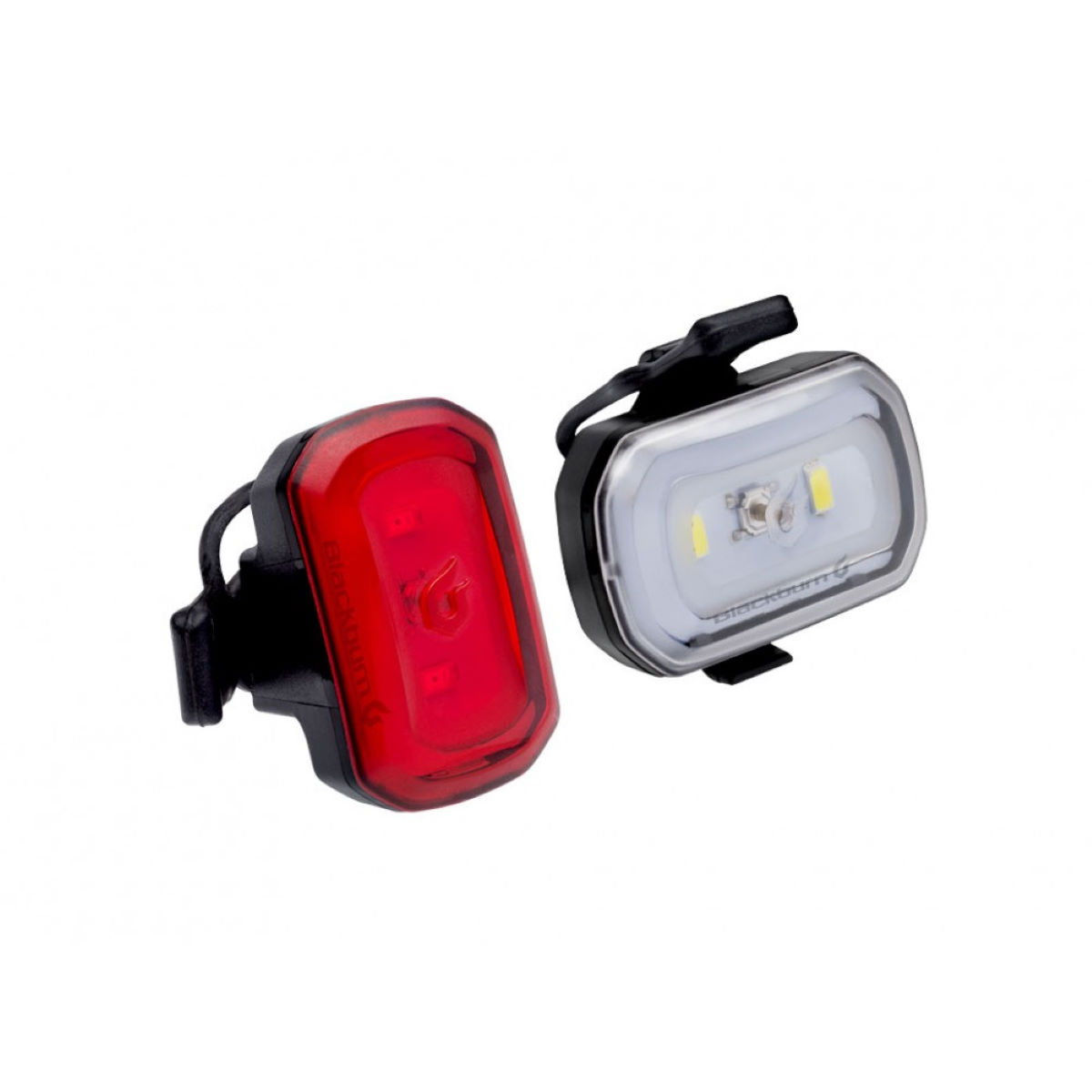 Blackburn Click USB Front and Rear Light Set - Juegos de luces