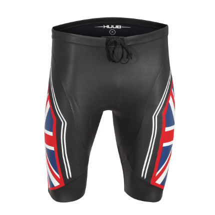 HUUB Sphere Buoyancy Patriot GB Shorts - Herre