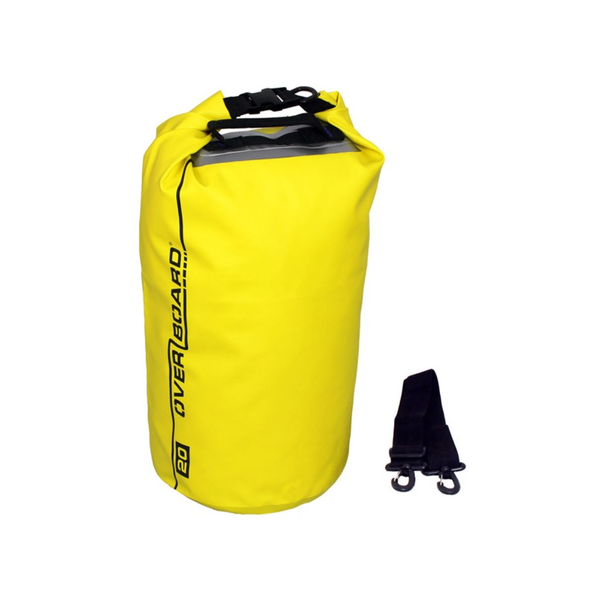 Sac Overboard Dry Tube (20 litres) - 20 Litres Yellow
