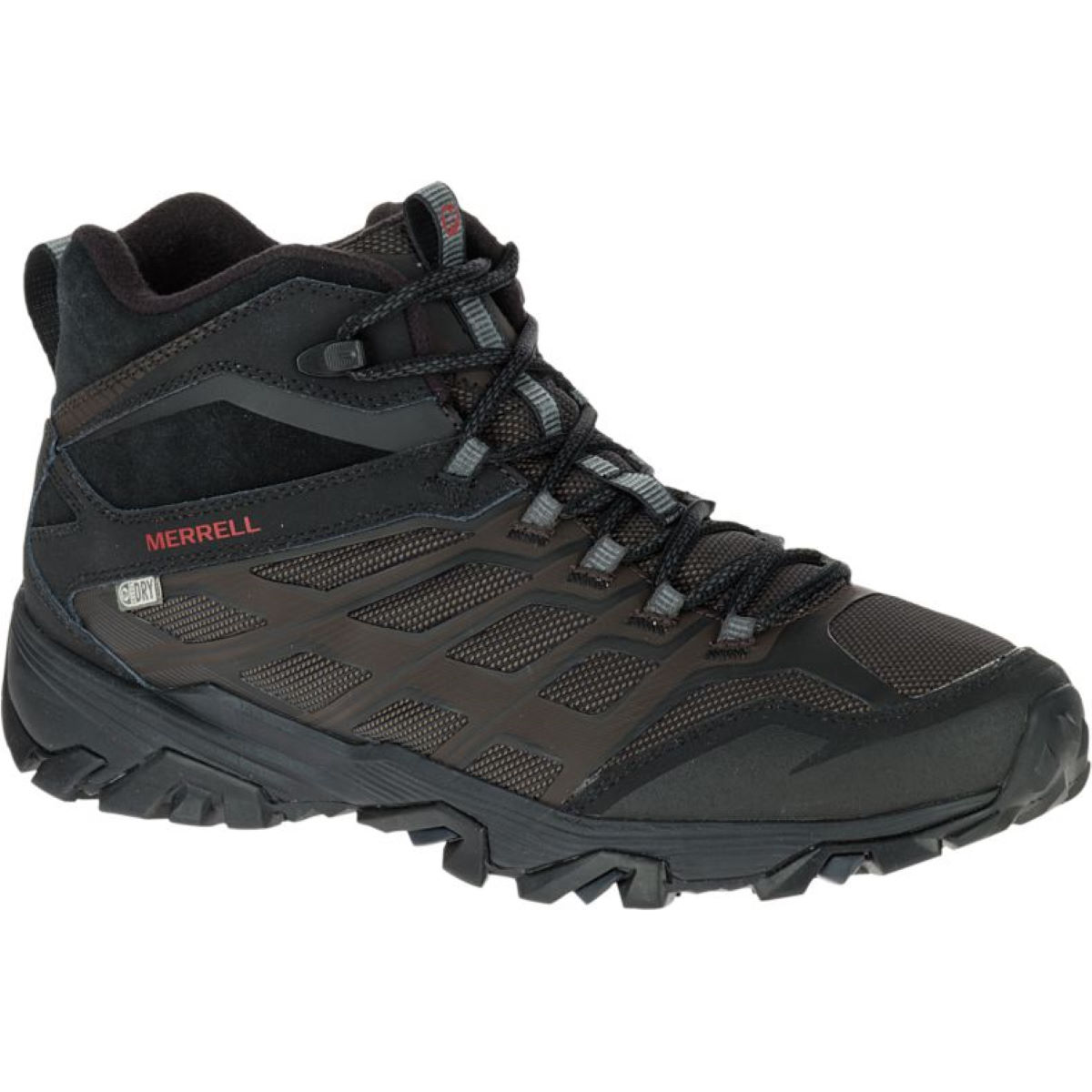 Chaussures Merrell MOAB FST ICE+ THERMO - 10.5 BLACK Chaussures