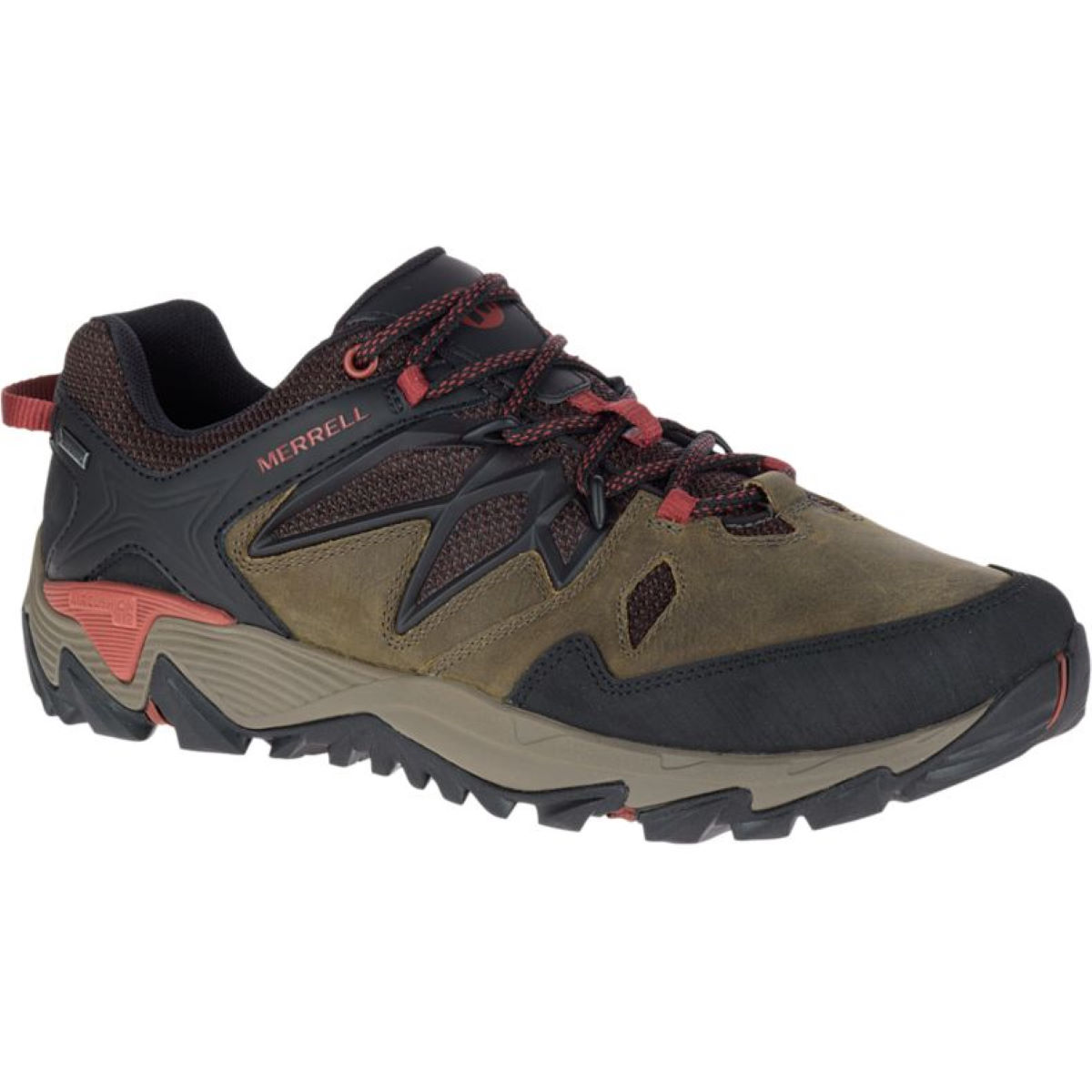 Chaussures Merrell ALL OUT BLAZE 2 GTX - 12 Dark Olive Chaussures