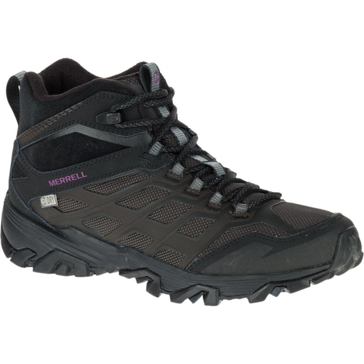 Chaussures Femme Merrell MOAB FST ICE+ THERMO - 5.5 BLACK