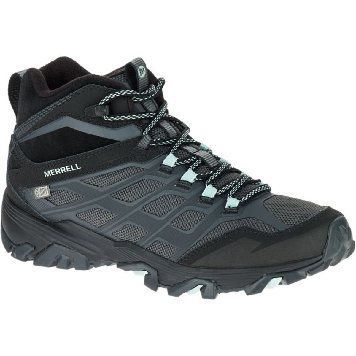 Chaussures Femme Merrell MOAB FST ICE+ THERMO - 5.5 GRANITE