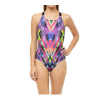 Maru Womens Aztek Pacer Vault Back Swimsuit