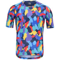 dhb Blok Paint Mesh Funktionsshirt (Baselayer, kurzarm)