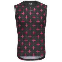 dhb Blok Mesh Sleeveless Baselayer - Crosses