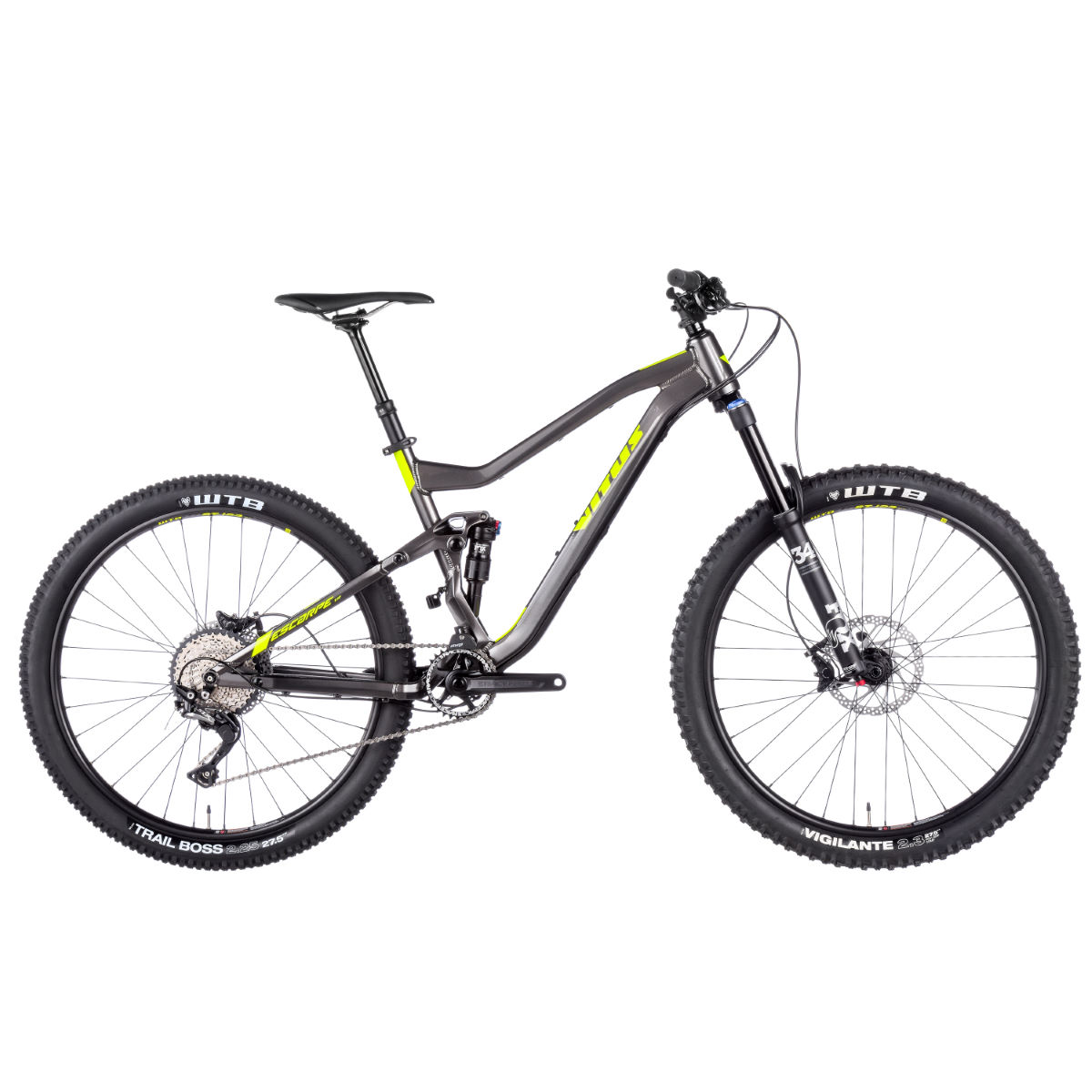 Vitus Escarpe VR (SLX 1x11 - 2017) Suspension Bike - Bicicletas MTB doble suspensión