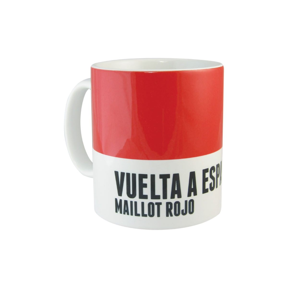 Tasse Velolove Vuelta A Espana Maillot Rojo - Taille unique Rouge