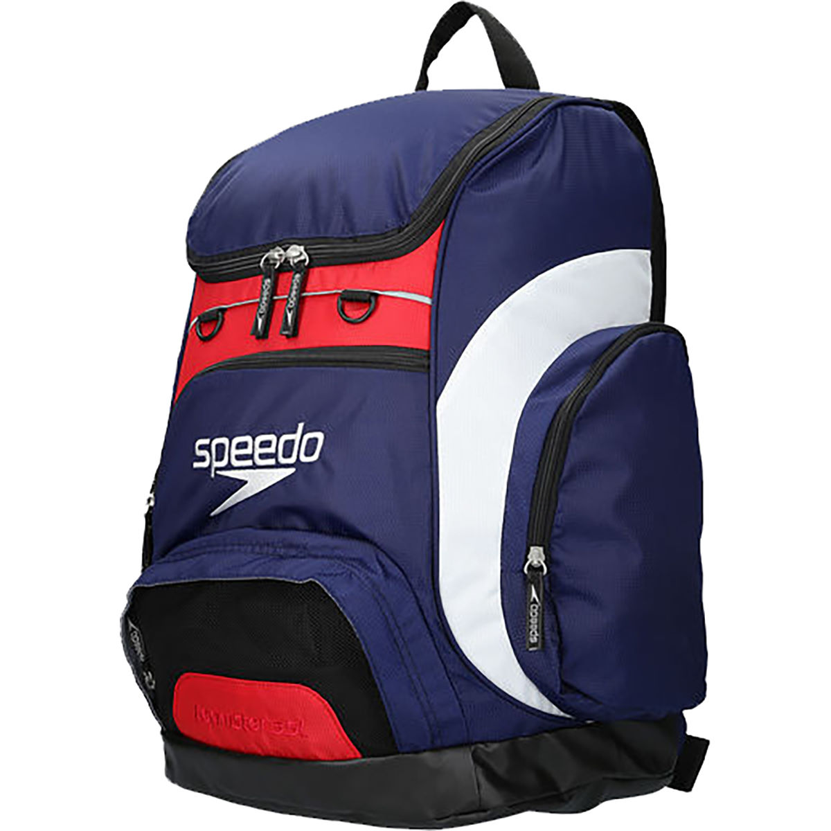 Sac à dos Speedo Teamster (35 litres) - One Size Navy / Red / White