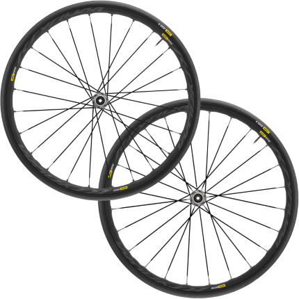 Mavic Ksyrium Elite Disc Wheelset (UST)