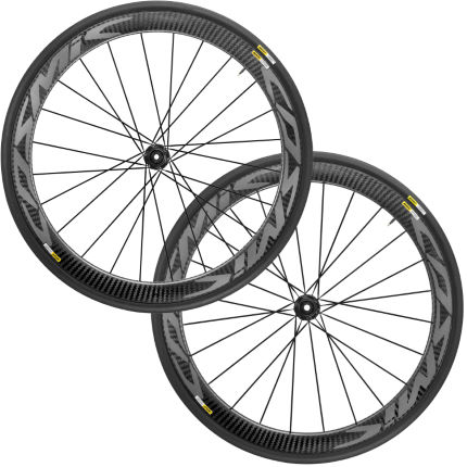 Paire de roues Mavic Cosmic Pro Carbon Disc CL
