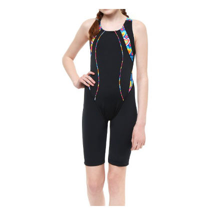 Maru Girl's Psychedelic Pacer Legsuit