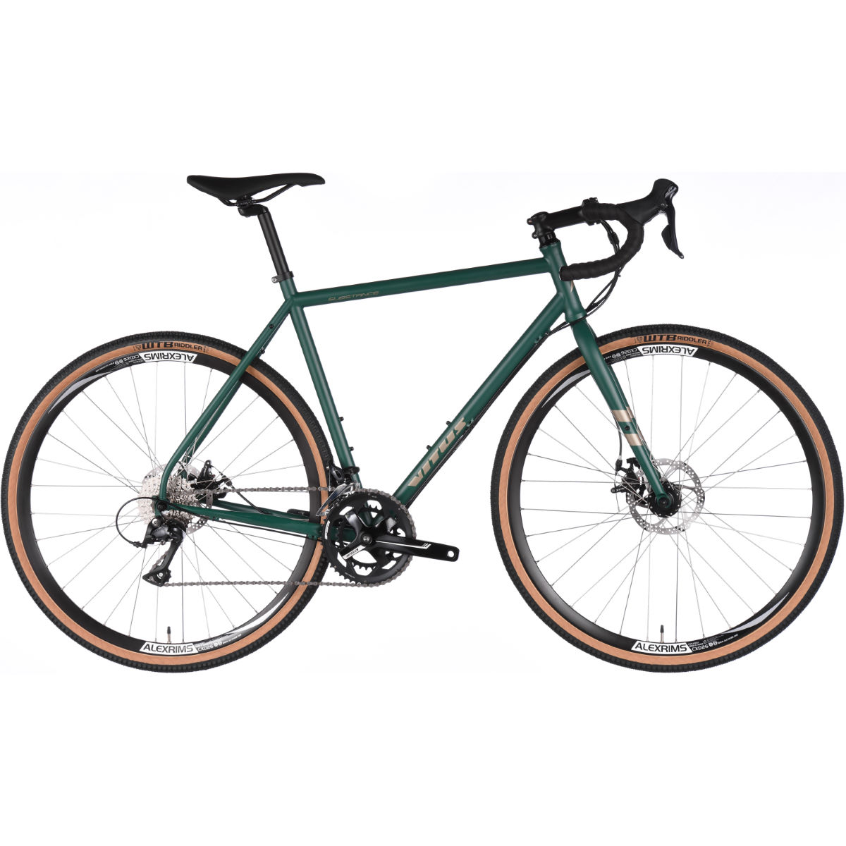 Vélo Vitus Substance (Sora, gravel 2018) - 52cm(20.5'') Stock Bi
