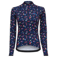 dhb Blok Womens Long Sleeve Jersey - Micro