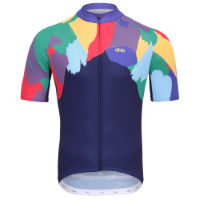 dhb Blok Short Sleeve Jersey - Paint