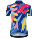 dhb Blok Womens Short Sleeve Jersey - Tropic