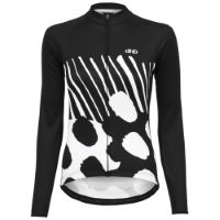 dhb Blok Womens Long Sleeve Jersey - Polka