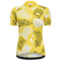 dhb Blok Womens Short Sleeve Jersey - Rocks