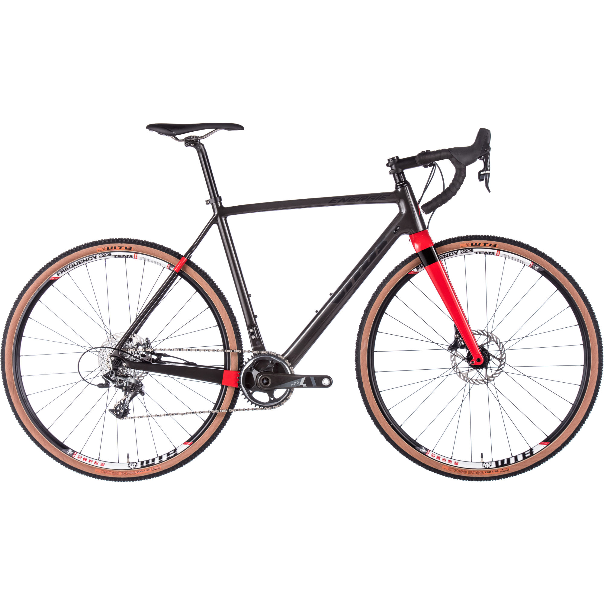 vitus energie carbon crx cyclocross fahrrad sram force. Black Bedroom Furniture Sets. Home Design Ideas