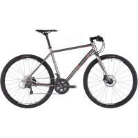 Vitus Mach 3 Urban Bike - Claris Grey/Red 54cm Stock Bik