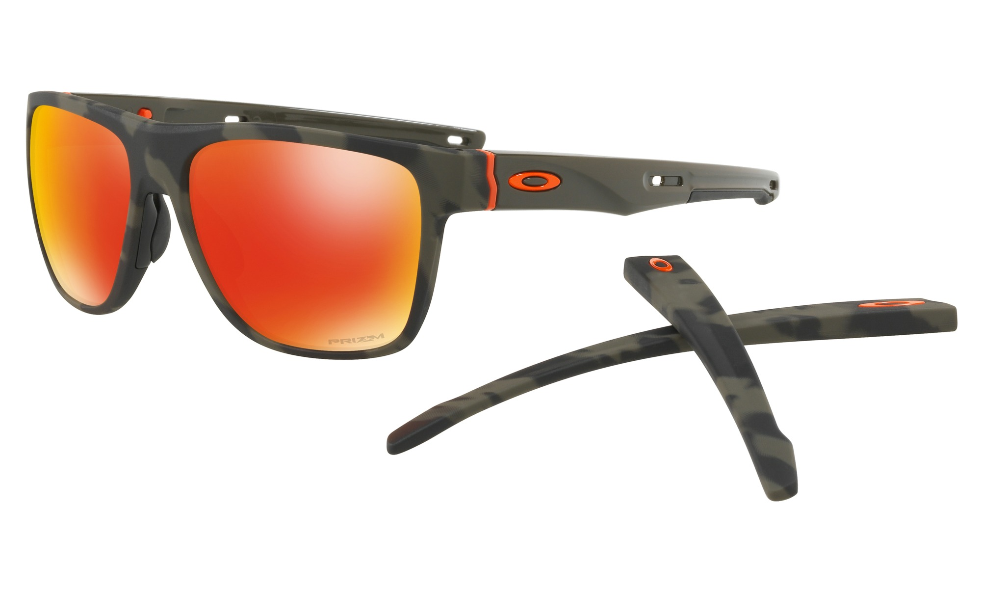 oakley crossrange xl prizm road