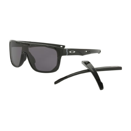 Oakley Crossrange Shield Prizm Black