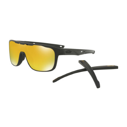 Oakley Crossrange Shield 24K Iridium Solbriller