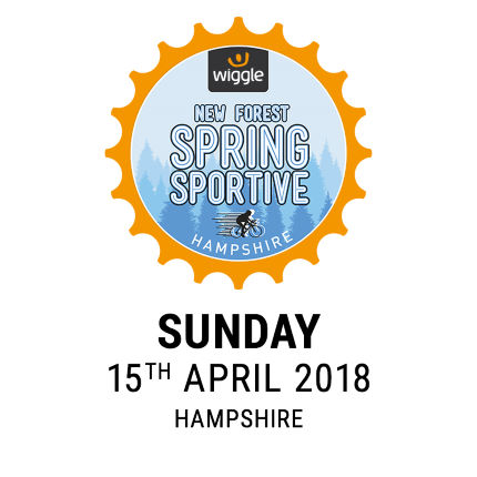Wiggle Super Series New Forest Spring Sportive 2018 SUN