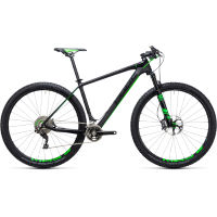 "Cube Elite C:68 Race Hardtail Mountainbike (2017, 29"")"