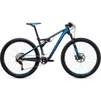 "Cube - AMS 100 C:68 Race 29"" Full Suspension Bike (2017)"