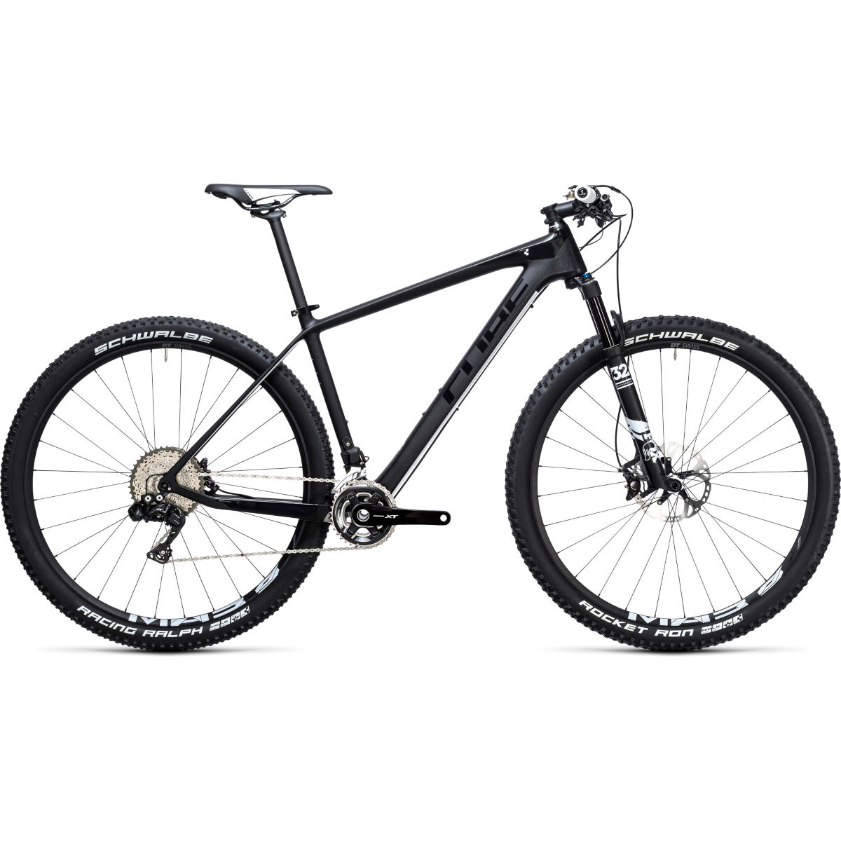 VTT semi-rigide Cube Elite C:62 SL 29 pouces (2017) - 21'' Stock Bike