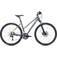 Cube Cross Pro Trapeze City Bike