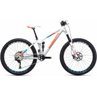 Cube Sting WLS 140 SL Full Suspension Bike (2017)