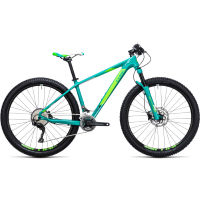 Cube Access WLS GTC Pro 27.5 Ladies Hardtail MTB (2017)
