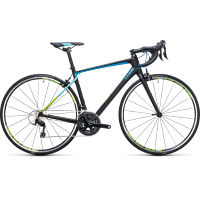 Cube Axial WLS GTC Pro Ladies Road Bike (2017)