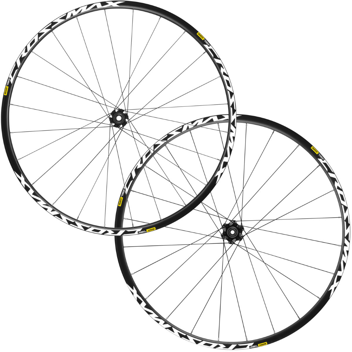 Paire de roues VTT Mavic Crossmax Light BOOST - 27.5''