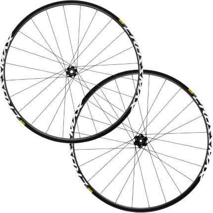 Mavic Crossmax XL MTB Wheelset