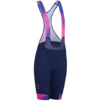 dhb Blok Speed Womens Bib Shorts - Frequency