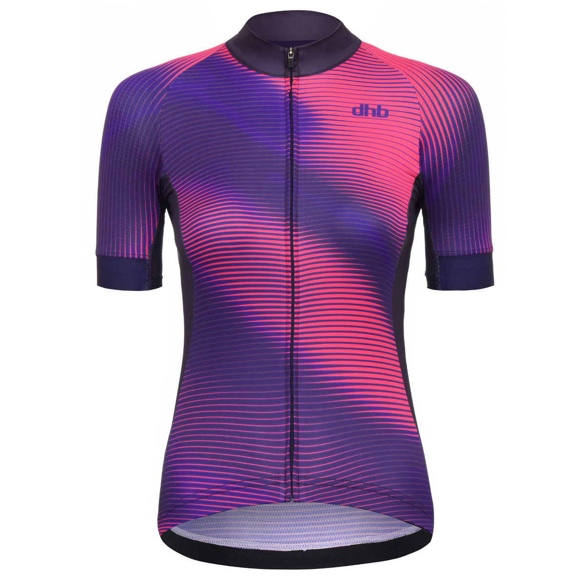 Maillot Femme dhb Aeron Speed Frequency (manches courtes) - UK 10
